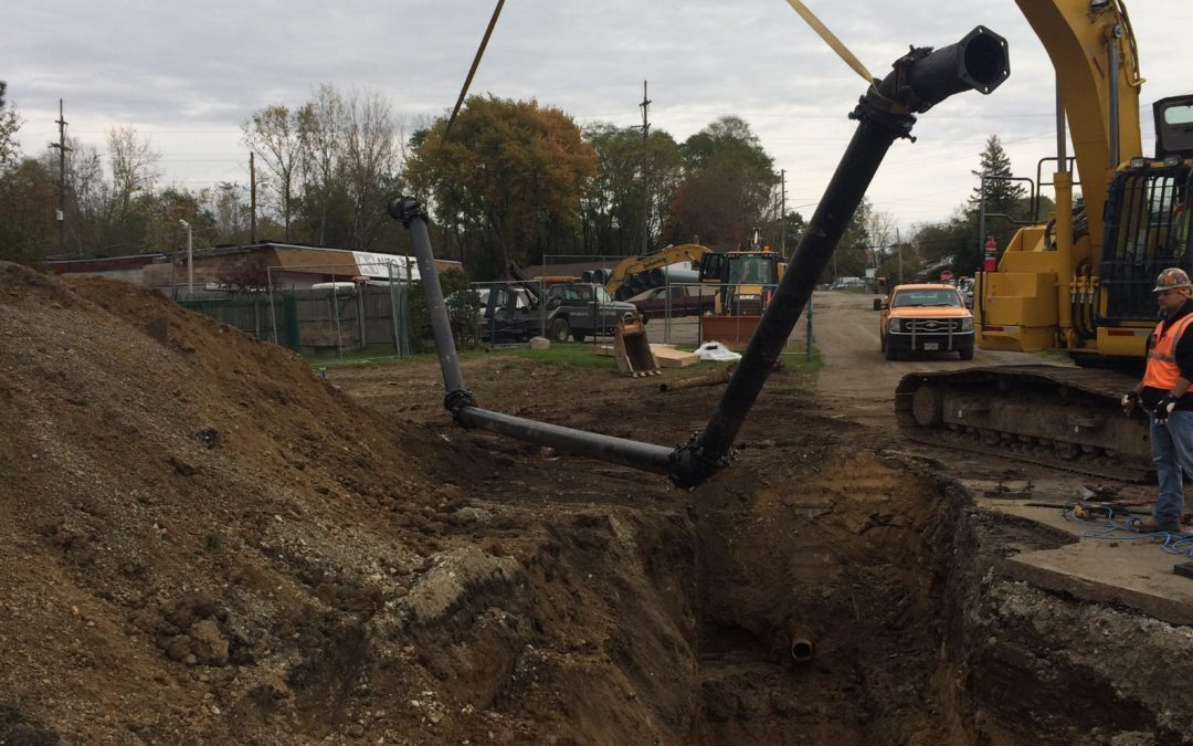 Erie Interceptor Express Sewer Update