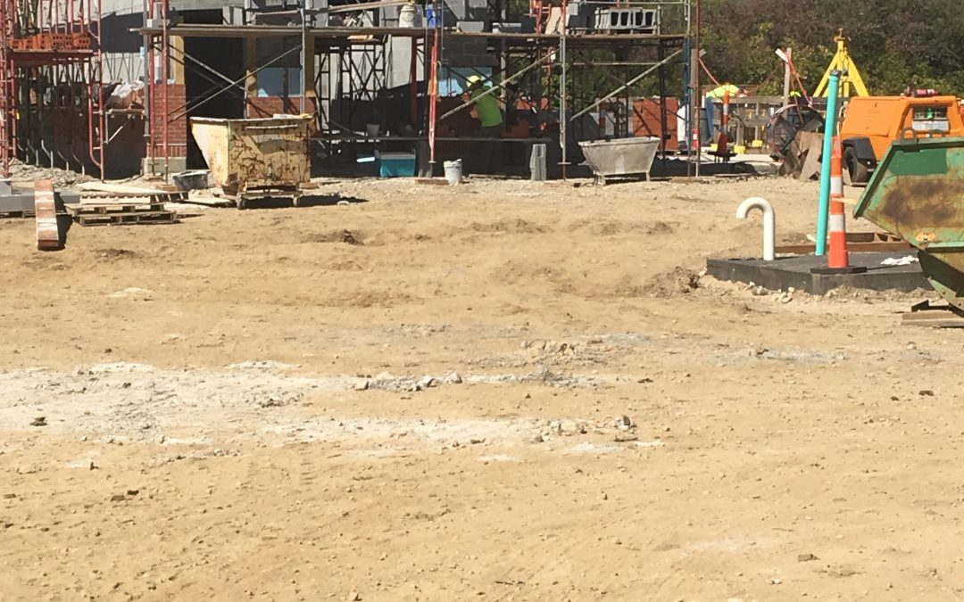 Erie Express Sewer Project Update