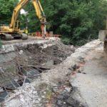 Lowry Bridge Construction