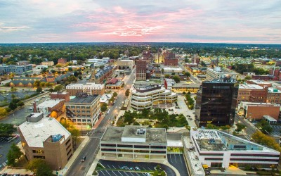 City of springfield official website for 400 garden city plaza
