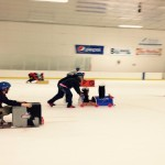 Cardboard Classic Bobsled Races