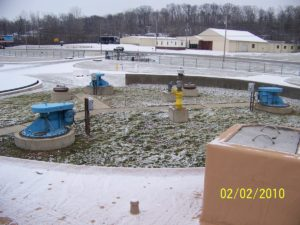 Primary Anaerobic Digesters