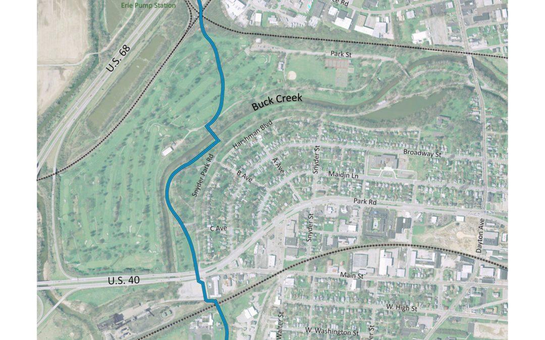 Erie Interceptor Express Sewer Open House Public Meeting