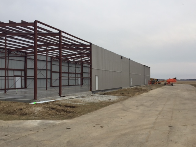 New Hangars at Springfield-Beckley Municipal Airport