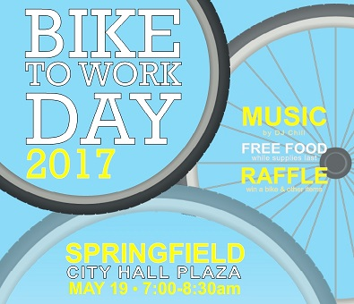 Bike to Work Day – May 19