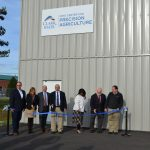 Hangar for Unmanned Aircraft and Precision Agriculture