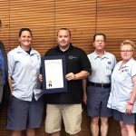City Commissioners Honor Postal Workers, Salvation Army