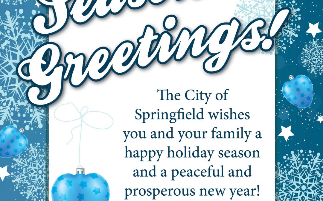 City Offices Closed Dec. 24 and Dec. 25