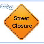 E Harding Road Closure – June 3 – July 26, 2019
