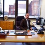 City Manager Bids Farewell on Last Day in Office