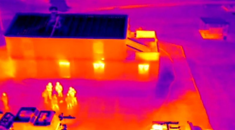 Fire Division Receives Thermal Imagers