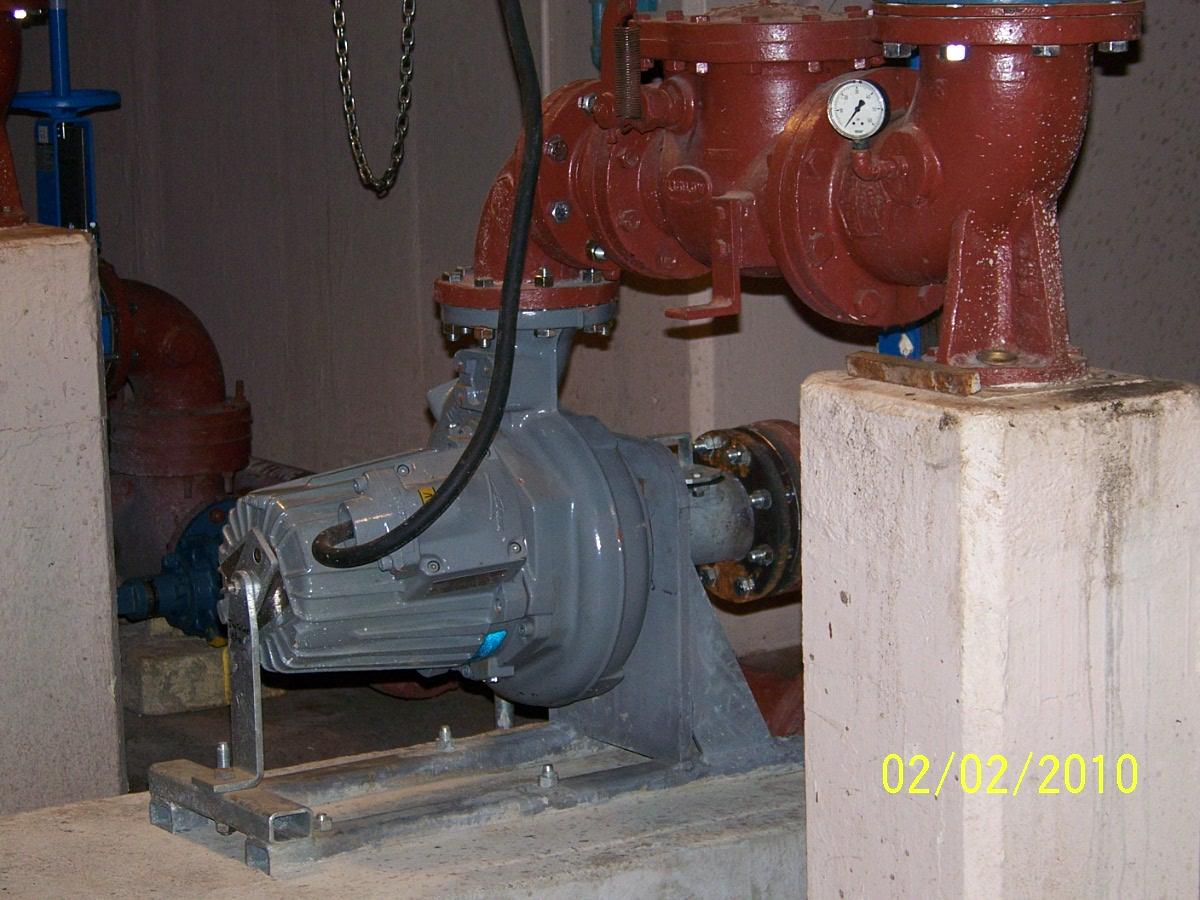 Circulating Sludge Pump