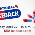 DEA National Rx Take-Back Day