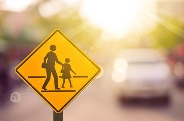 New School Zone Installed on North Limestone Street