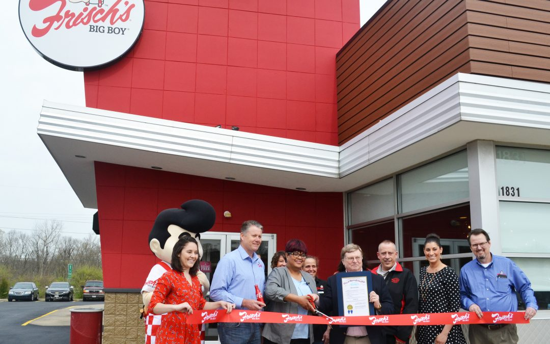 Frisch's Re-opens Bechtle Avenue Location Following Renovation