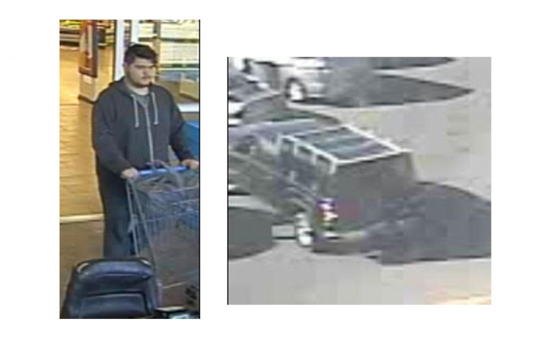 Police Searching for Person of Interest in Theft