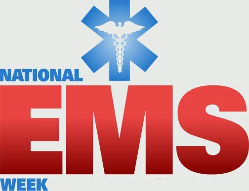 National EMS Week is May 19-25