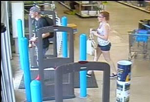 Springfield Police Seeking Persons of Interest in Theft