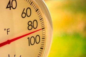 Health District Issues Heat Advisory