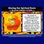 Next Speaker Series Event to Focus on Unity in Diversity