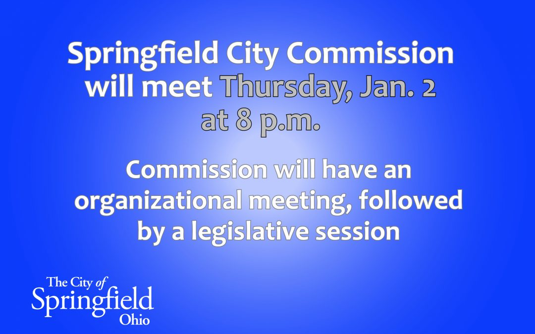 City Commission Will Meet Thursday Night