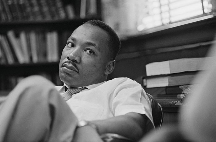 Martin Luther King Jr. Luncheon Scheduled for Jan. 17