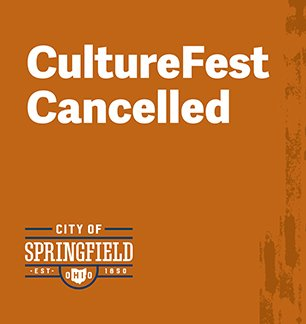 2020 CultureFest Canceled Due to COVID-19 Concerns