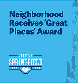 South Fountain Neighborhood Receives 'Great Places' Award